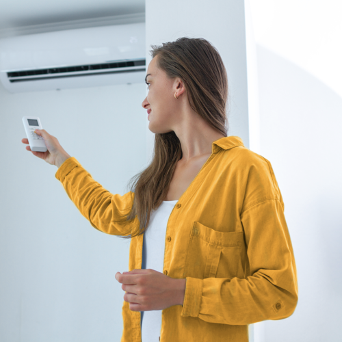 Save on Ductless Air Source Heat Pumps