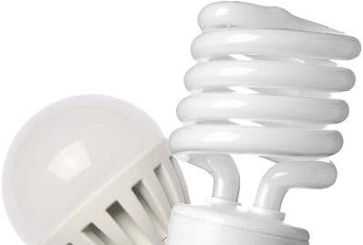 KNOW THE SIGNS CFLS AND LEDS