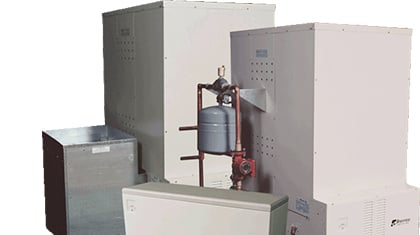 ELECTRIC THERMAL STORAGE HEATING SYSTEMS
